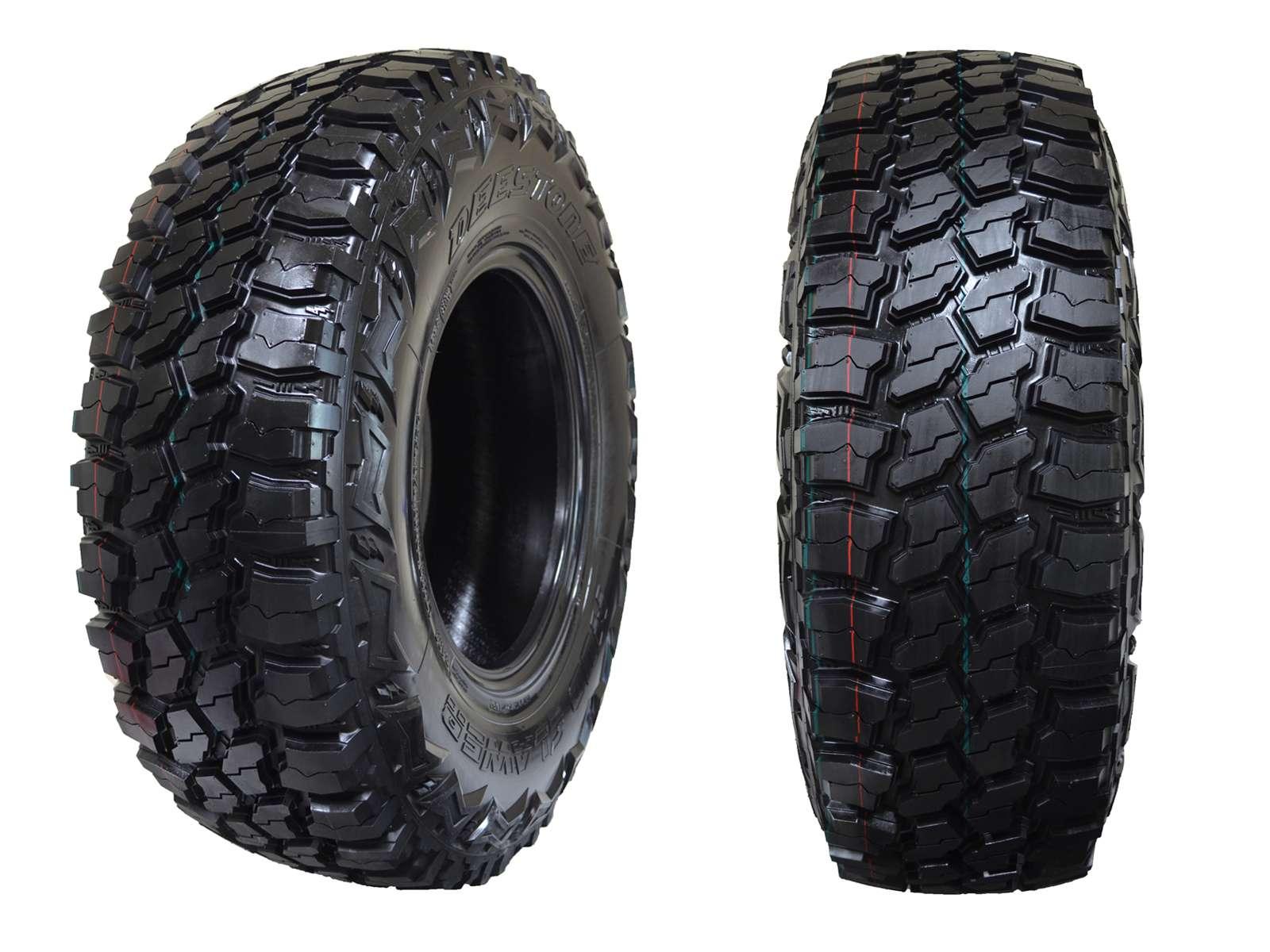 Mud Clawer R408 ยางออฟโร้ดสัญชาติไทย จาก Deestone