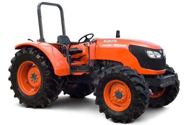 ขนาดยางรถไถ แทรคเตอร์ คูโบต้า Kubota  M8540/M9540 Agricultural Tractor