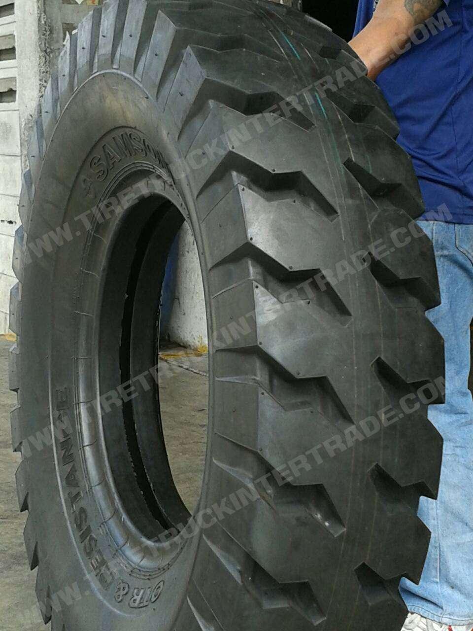 รีวิวยางรถบรรทุกรุ่นใหม่ ขนาด 12.00-20 และ 12.00-24 VT132 Vee Rubber (Bias Truck Tires)