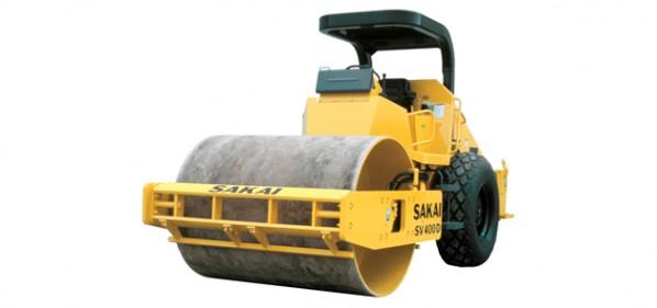 ขนาดยางรถบด SAKAI รุ่น SV400D-2,SV400T-2,SV400TB-2,SV400TF-2 (Compactor Tire Size)