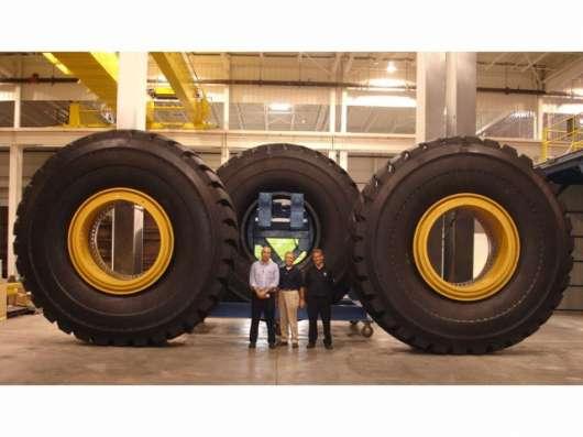 Giant OTR การพัฒนาของอุตสาหกรรมยางเครื่องจักรขนาดใหญ่ และการแข่งขันในตลาดยางรถเหมืองแร่ของโลก